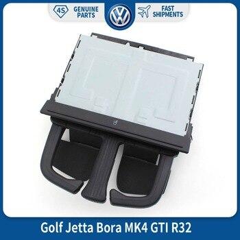 OEM Frente Traço Dobrar VW Car Auto Beba Cup Holder para VW Volkswagen Golf Jetta Bora GTI MK4 R32 1J0 858 601 8P0 885 995B 6PS