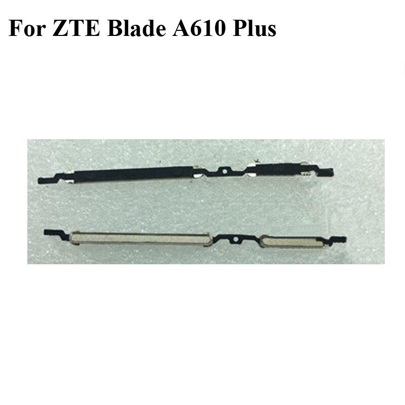 ᗑ Original For Zte Blade A610 Plus Side Button Power Volume Key