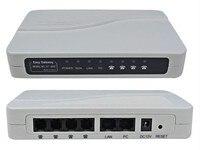 Good quality HT-842T 4 Fxs Ports VoIP ata Gateway HT842T/FXS Gateway/ATA(SIP) gateway Beset price
