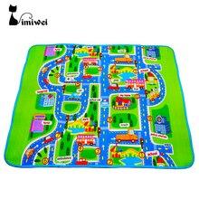 Игра-головоломка развивающихся ковры младенцев eva коврики ковер пены играть коврик ребенка