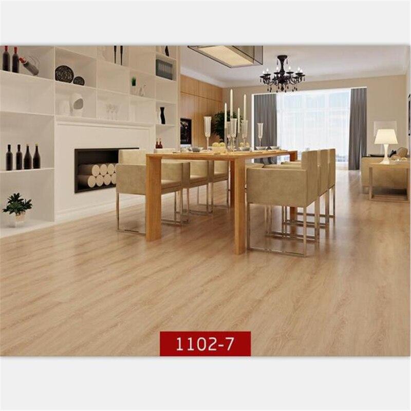 Beibehang Pvc sol auto-adhésif pierre plastique plancher en cuir épais résistant à l'usure en plastique plancher maison étanche sol autocollants - 4