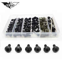 For MT 09 MT09 2017 MT10 NMAX R1 R25 R25 YAMAHA R6 T MAX Motorcycle Full Fairing Kit windshield moto cover Bolts Nuts Screws