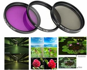 Image 4 - УФ CPL FLD Star ND градиентный цветной фильтр, крышка объектива для Panasonic HC V750 V760 V770 VX870 WX970 W850 W850M VX980 VX981