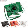 2015 candy color cute fashion women handbags flower shape elegant shoulder bags ladies girl bags wallets carteras zx*B364#c3