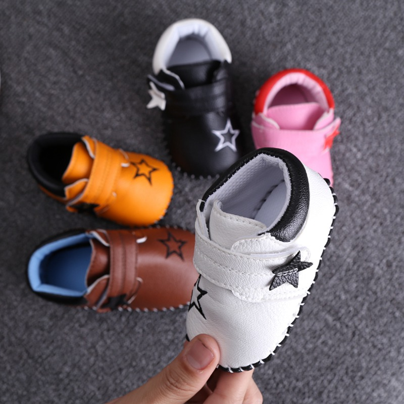 2017 New Casual Baby Shoes,Baby Boys First Walker Baby Toddler Shoes Suit for 0-18 Month Mutli-Color bebe sapatos r243