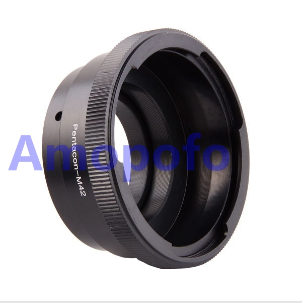 Amopofo P60-M42 Adapter Pentacon 6 Kiev 60 Lens to  M42 Screw mount - Camera and Photo - Photo 3