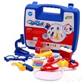 Niños pretend play house toy kit set médico médico clásico regalo educativo para niños pl076