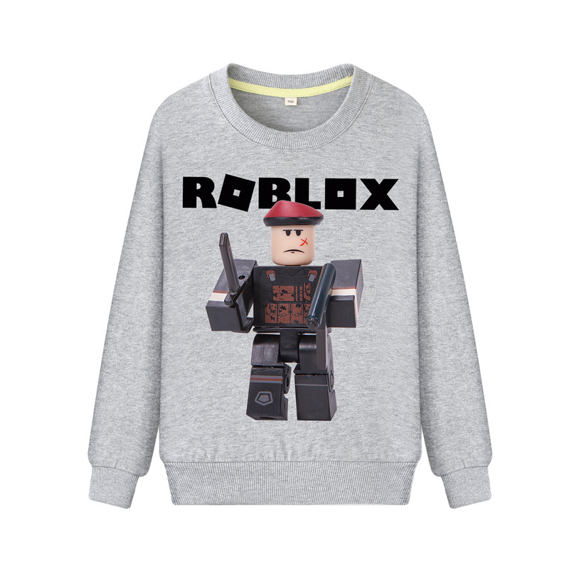 New Roblox Boys Girls Short Sleeve T Shirts Cotton Tops Tee Shirts Tops Shirts T Shirts Clothing Shoes Accessories Roblox Boys Girls Long Sleeve T Shirt Tops Children S Spring Casual Costumes Myself Co Ls