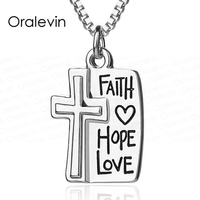 Faith hope love cross pendant necklace 10pcslot ln1366 in pendant faith hope love cross pendant necklace 10pcslot ln1366 aloadofball Gallery