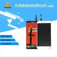 Axisinternational LCD Screen Display Touch Panel Digitizer For 5 0 Xiaomi Redmi 4X Black White Free
