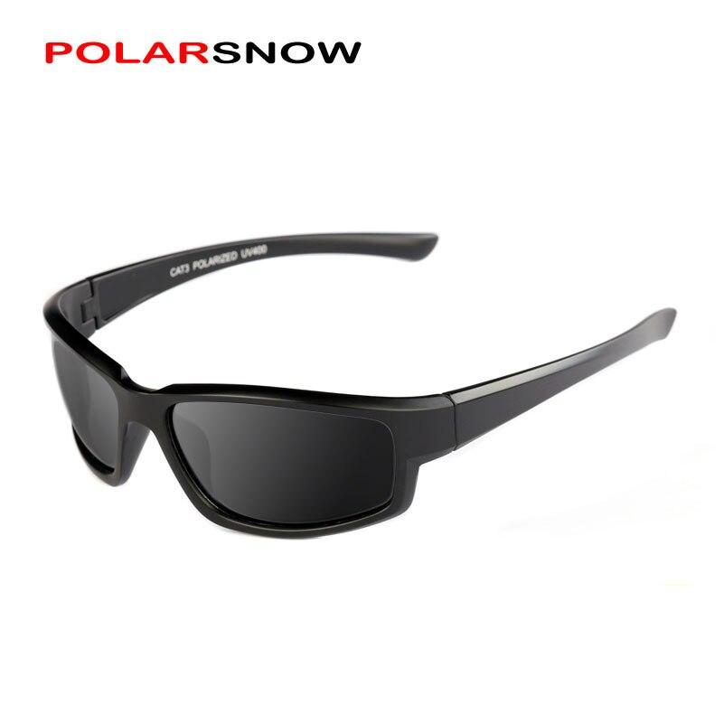 POLARSNOW Vintage Polarisierte Sport Sonnenbrille Männer Marke 2019 Neue Fahren Brille Sonnenbrille Oculos De Sol Masculino PS8603