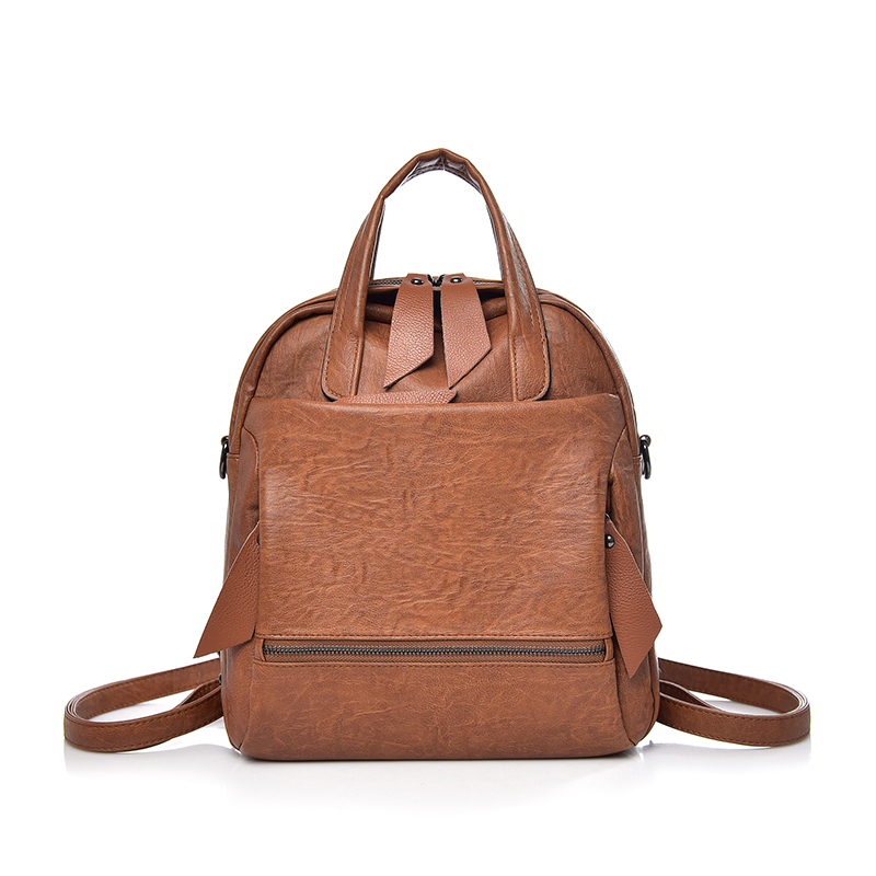 Style restoring ancient ways Women Backpack leather backpack School Shoulder bags Teenage girls college student casual bag 2016 new fashion women backpack girls leather school bag women casual style shoulder bags sweet color