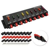 2 Pcs Lot 820 Ohm 1 Metal Film Resistors 3W 3 Watts