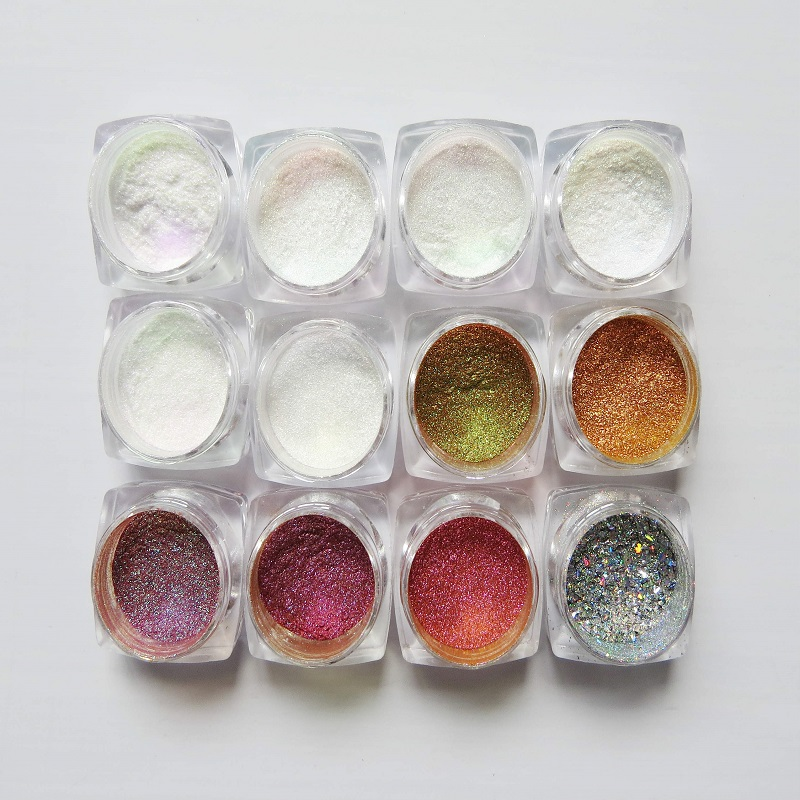 Avon Chrome Nail Powder: Aliexpress.com : Buy Chameleon Pigment Chrome Pigment