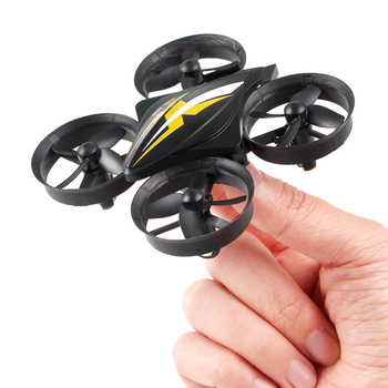 RC Mini Drone Dron Quadcopter Remote control Quadrocopter RC Helicopter 2.4G 6 Axis Gyro Drones with Headless Mode VS H36 E010 4