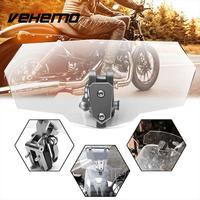 Wind Deflector Windshield Board Durable for Motorcycle on Acrylic CNC Aluminum Adjustable Universal Motorcycle Windshield