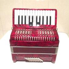 48 бас 26 ключ аккордеон, взрослый Начинающий, играющий на фортепиано