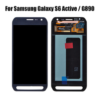 For Samsung Galaxy S6 Active G890 LCD Display Touch Screen Digitizer Assembly Replacement For G890 G890A LCD Screen With Tool