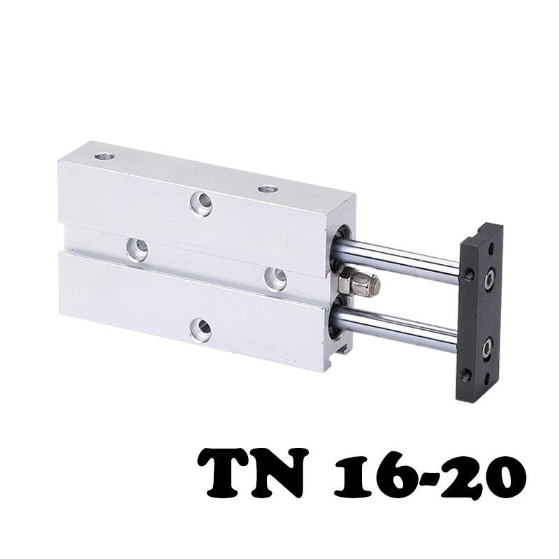 TN16-20 double lever 16mm diameter 20mm stroke cylinderTN16-20 double lever 16mm diameter 20mm stroke cylinder