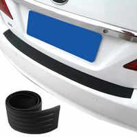 Car Trunk Rubber Bumper Guard Protector Car Accessaries for Mercedes Benz A180 A200 A260 W203 W210 W211 AMG W204 C E S CLS CLK