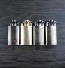 Zorro Vintage Lighter Gasoline For Cigarette Kerosene Oil Petrol Refillable Flint Gas