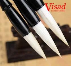 3 قطعة/الحزمة فرشاة الصينية قلم الخط الصوف الخالص الكتابة الصينية فرش فرشاة ليان