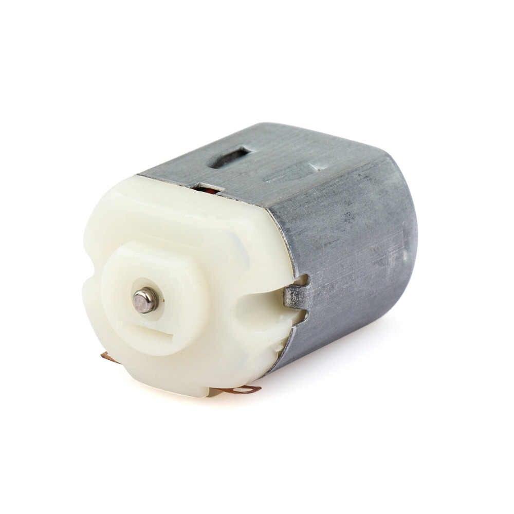 1 قطعة 130 موتور تيار مباشر مايكرو موتور ل DIY الرباعي المحرك محرك صغير التجارب العلمية أفضل بيع