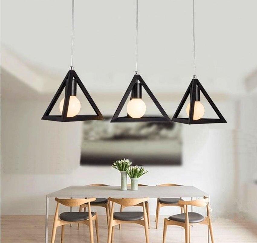 Lampu seni hiasan Lampu Painted piramid besi lampu hiasan lampu - Pencahayaan dalaman
