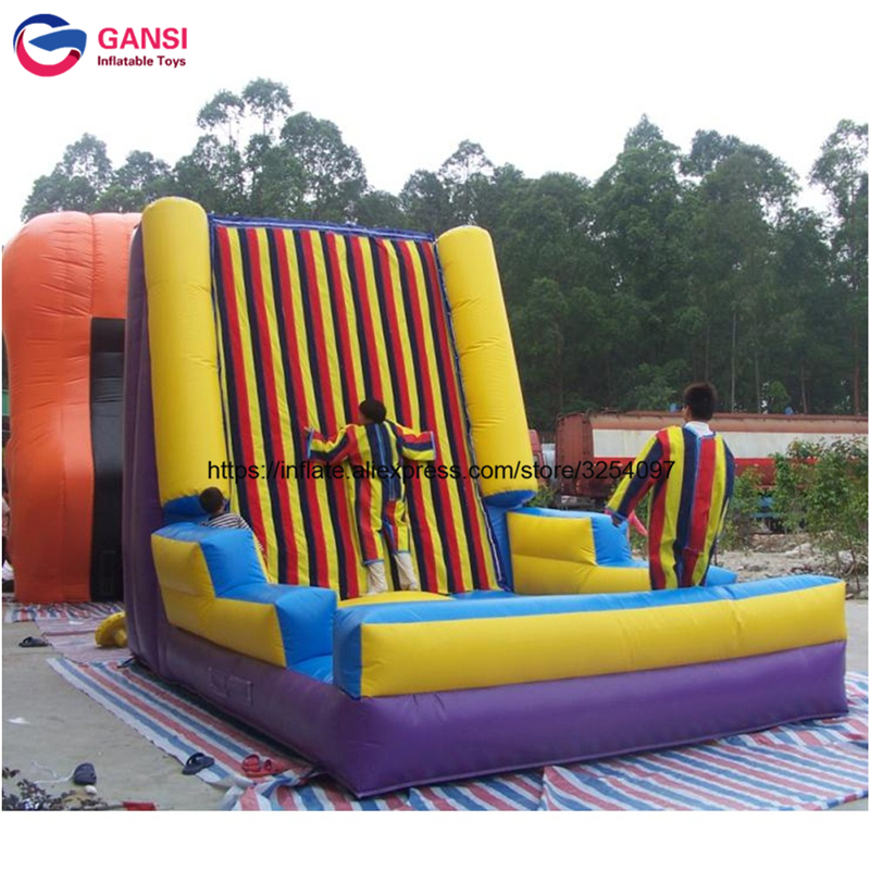 inflatable sticky wall22