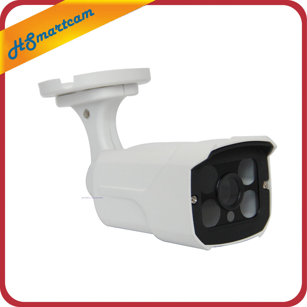 New IP66 Waterproof Outdoor Camera Housing Aluminum Security CCTV Camera Housing