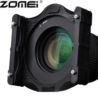 ZOMEI Square Filter Holder 100mm 67 72 77 82 86 95mm Adapter Ring For Lee Cokin