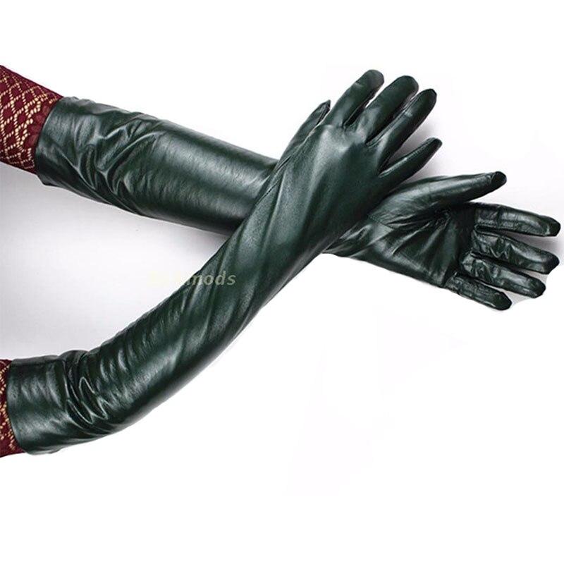 Длинные перчатки выше локтя порно видео — 1