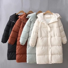 autumn/winter women's down jacket maternity down jacket outerwear women's coat pregnancy clothing fur collar warm parkas 1055