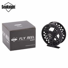 SeaKnight Maxway Fly Fishing Reels 3/4 5/6 7/8 Machined Aluminum Fly Fish Wheel Gear Saltwater Lake Fishing 3BB  Fishing Tackle