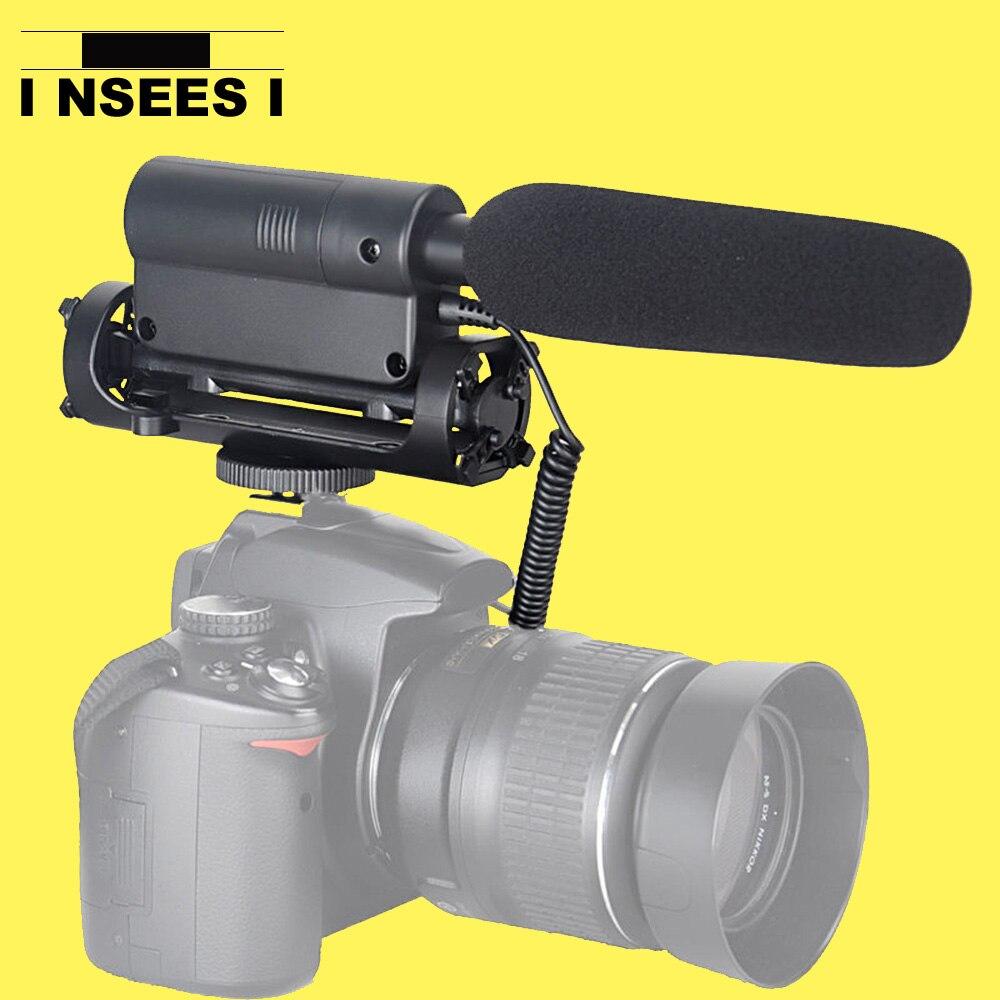 Camera Dslr Camera For Video Recording dslr video recording reviews online shopping takstar sgc 598 pro shotgun dv stereo interviews mic microphone for canon nikon any camera camcorder