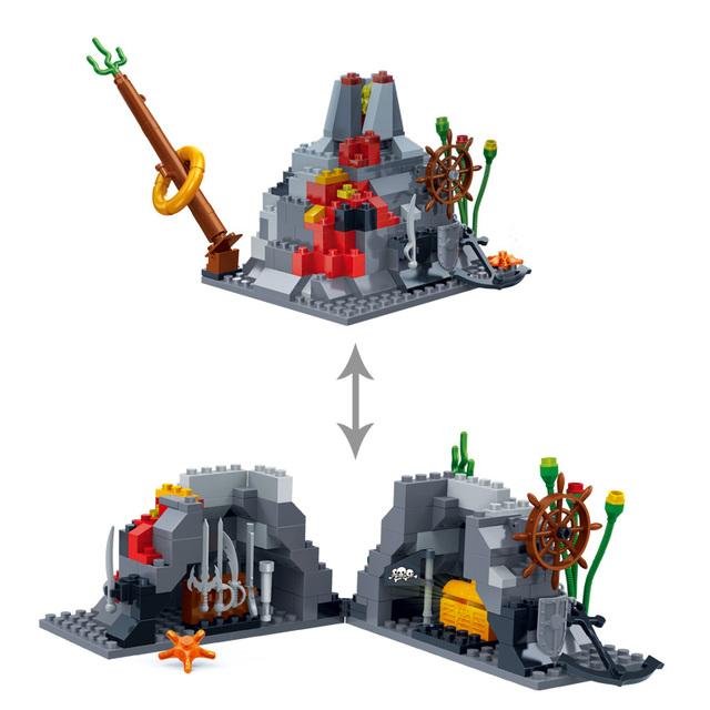 Exploration Ship Blocks Set