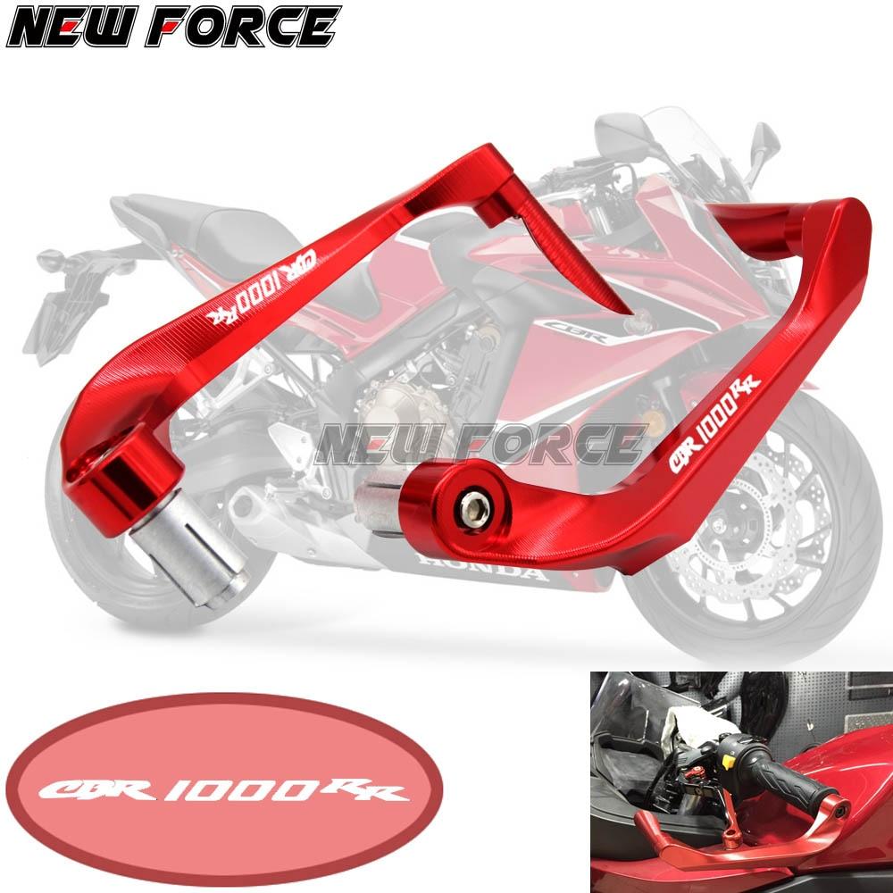 Universal 7/8 22mm Motorcycle Handlebar Brake Clutch Levers Protec For Honda CBR1000RR FIREBLAD CBR1000RR CBR 1000 RR CB1000R