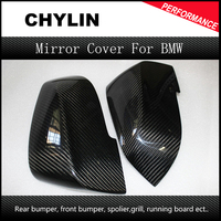Replacement Style For BMW 2 3 Series F22 F23 F30 F31 220i 228i M235i Carbon Fiber Rear View Mirror 2012 2016