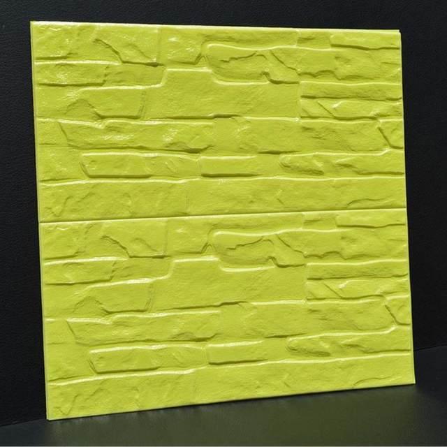 Online Shop 60*60cm New PE Foam 3D Flexiable Brick 3d wall Stickers ...