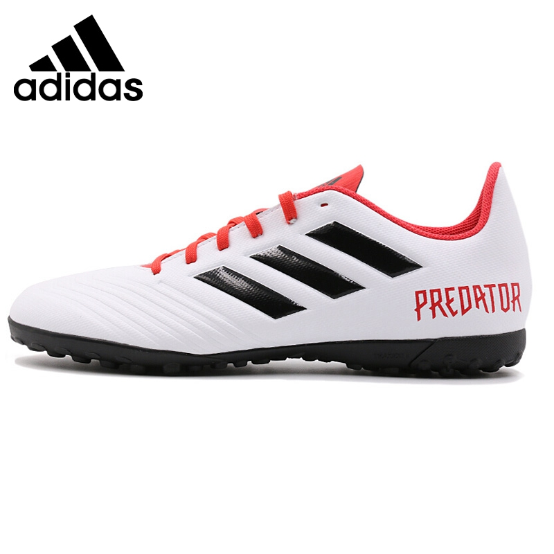 Original New Arrival 2018 Adidas PREDATOR TANGO 18.4 TF Men's Football/Soccer Shoes Sneakers tiebao a13135 men tf soccer shoes outdoor lawn unisex soccer boots turf training football boots lace up football shoes