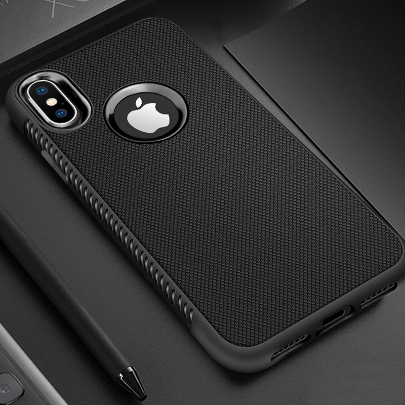 Silicon Soft TPU Cover Case For iPhone 11 Pro Max Frosted Ultra Slim Cases For iPhone 5 5S 6 6S 7Plus XR XS Max Back Case Shell(China)
