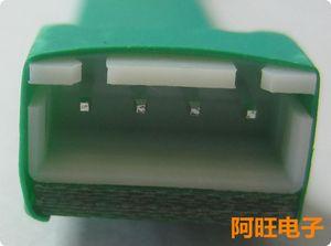 Image 5 - 1.27 4P STC Burning Needle Test Needle Write Program Probe 4 Feet Spring Needle 1.27mm 4P