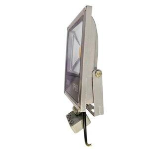 Sensor de movimiento LED, luces de inundación PIR, foco de infrarrojos, lámpara de pared Detective SensorSpot 110V 220V, iluminación de jardín impermeable 50W