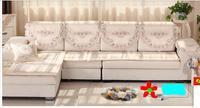 Ricamato cuscini del divano Può disfare e lavare schienale di una sedia asciugamano asciugamano cuscino di arte del panno di modo delle quattro stagioni
