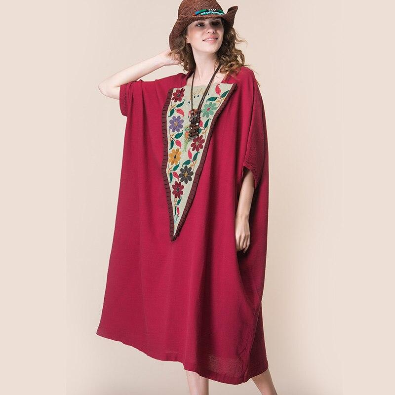 Теплые женские платья из льна