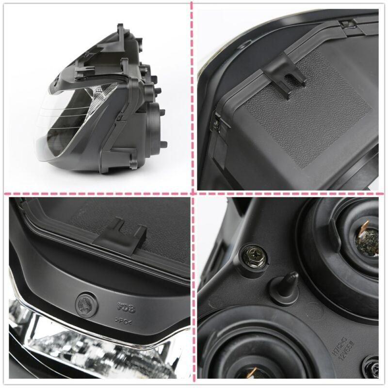 Image 5 - Motorcycle Headlight For Honda CBR 929 900 RR CBR900RR CBR929RR 900RR 929RR 2000 2001 00 01 Motorbike Clear Head Light HeadLamp    -