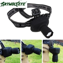 FB 22 Shining Hot Selling Fast Shipping  3-Mode CREE Q5 1000Lumens LED Zoomable Headlamp AAA Head Torch Light Lamp
