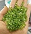 Wholesale Natural Peridot Olivine Quartz Crystal Stone Rock Polished Lucky Healing natural stones Crystal Healing Beads