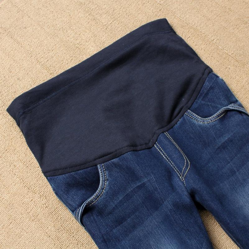 e88d8202e BAHEMAMI Maternity Jeans Pants For Pregnant Women Nursing Jeans Long Prop  Belly Legging Skinny Clothes For