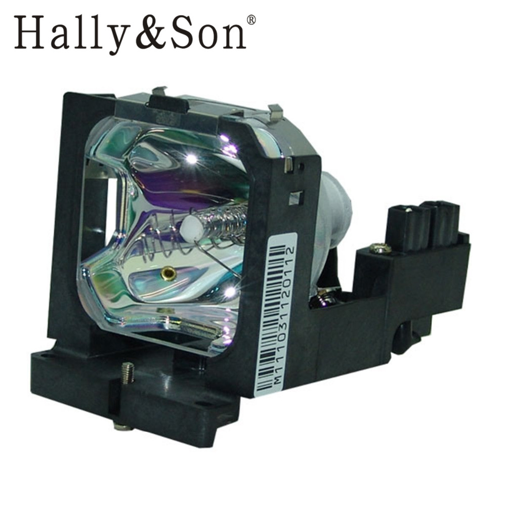 Hally&Son Free shipping 610-317-5355 / POA-LMP86 replacement projector lamp bulb with housing for projector PLV-Z1X ; PLV-Z3 projector lamp bulb poa lmp69 lmp69 610 309 7589 lamp for sanyo projector plv z2 plc vhd10 bulb lamp with housing free shipping